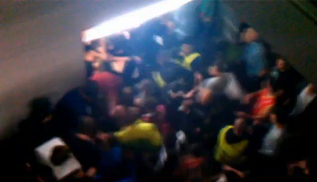 Madrid Arena tragedy 2012
