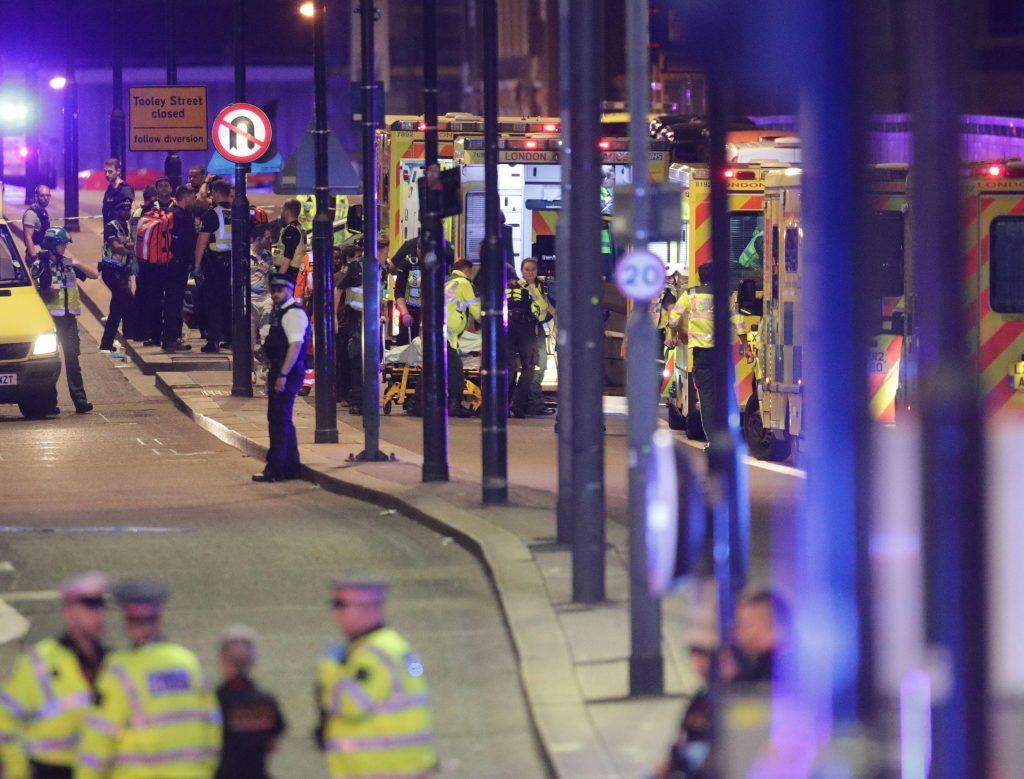 Police and public honoured for bravery in London Bridge terror attack
