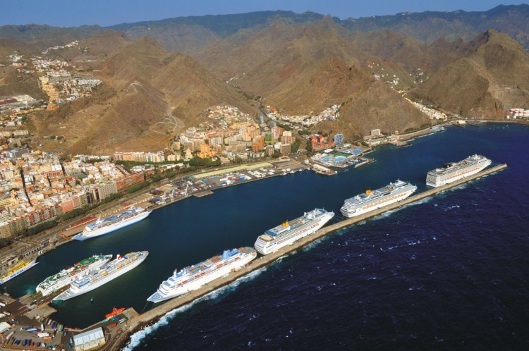 Cruise ships to return to the Canaries from next month