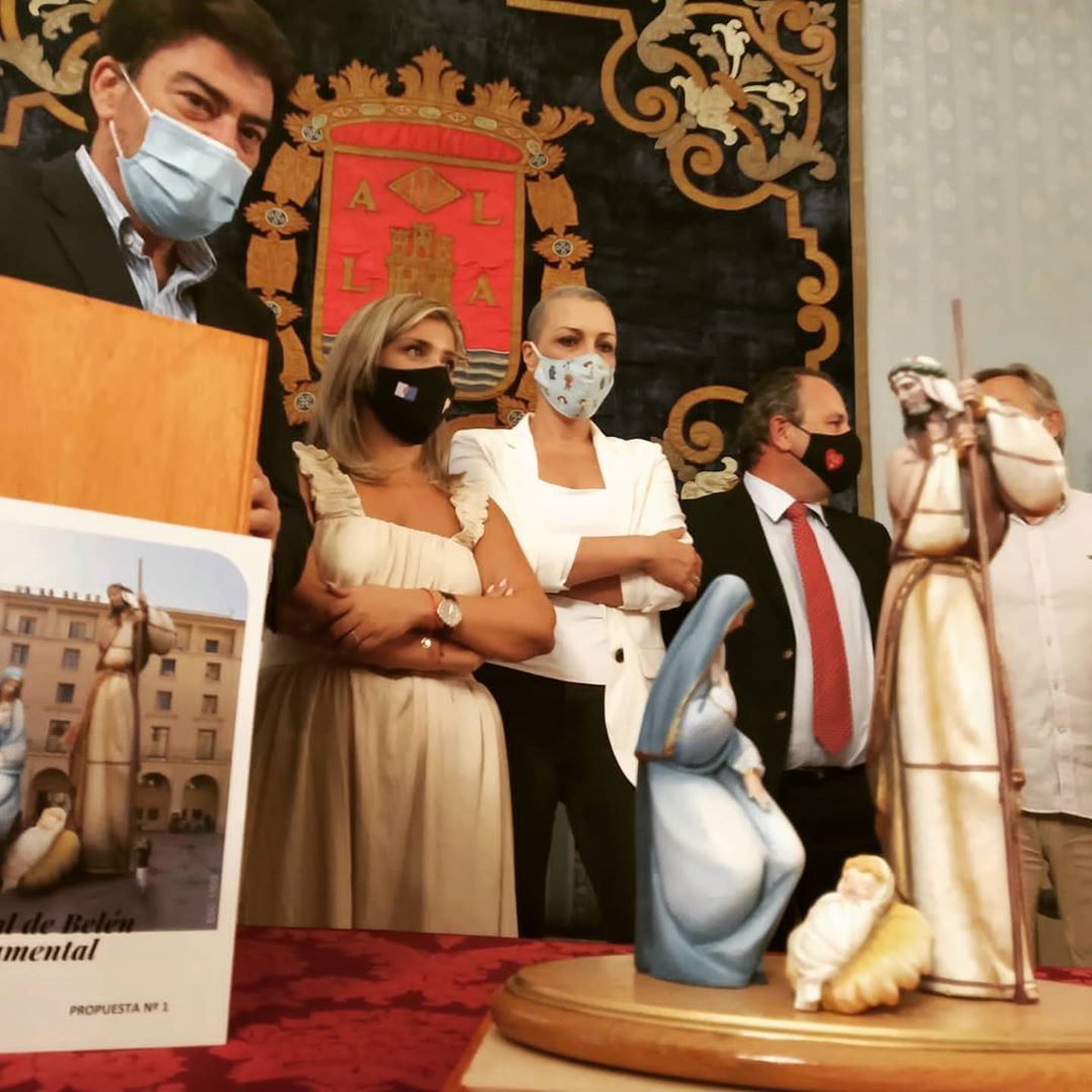 18 metre high nativity scene to be installed in centre of Alicante this Christmas